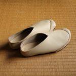 いつきさんの白い靴