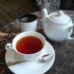 お茶と仕事 仕事とお茶